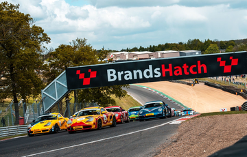 A Return To Brands Hatch For The Restoracing Series
