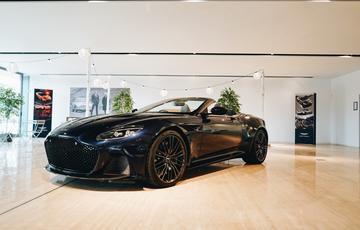 Meet The New Aston Martin DBS Superleggera Volante
