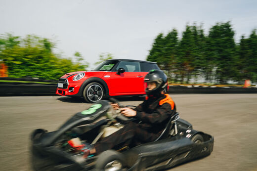 The MINI Cooper S – A Go Kart For The Road