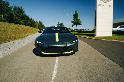 The Wait For The Aston Martin Vantage AMR Is Nearly Over