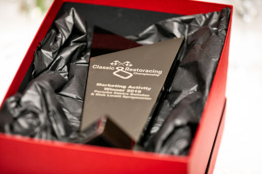 Restoracing Awards Success For Porsche Centre Swindon