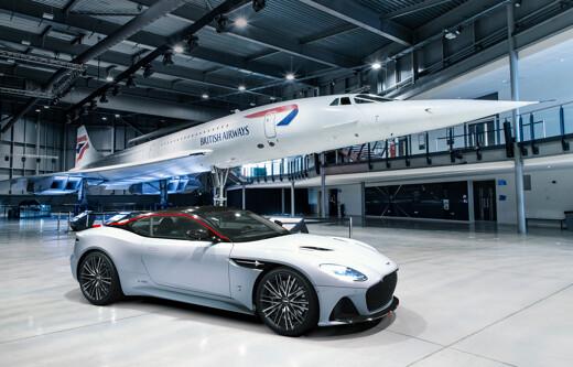 The Aston Martin Bristol DBS Concorde Edition Has Landed