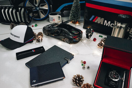 Christmas Gift Ideas From Dick Lovett BMW