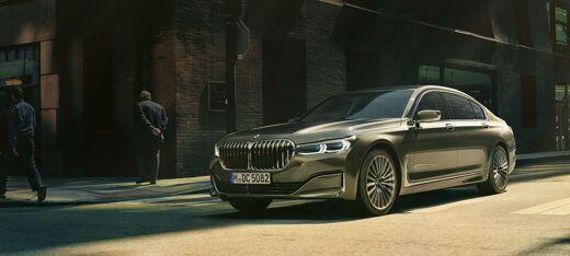 BMW Chauffeur Programme