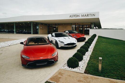 Aston Martin – Once Bitten, Forever Smitten