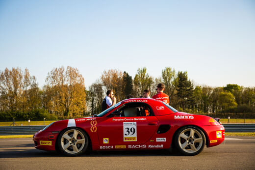 Classic 986 Boxster Race Car For Sale