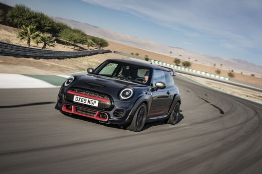 First Look At 2020 MINI JCW GP3 - The Feistiest Yet