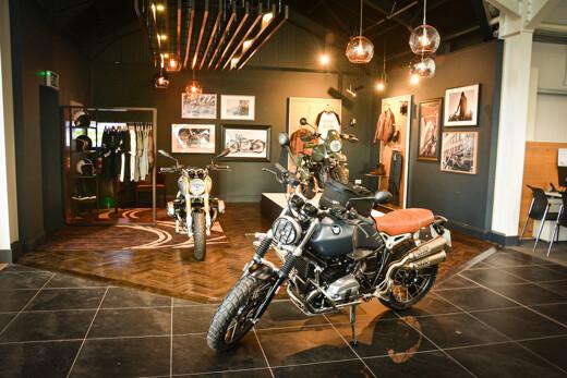 Heritage Has Arrived At Dick Lovett BMW Motorrad