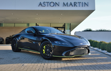 Hands Up To Get Your Hands On The New Vantage AMR