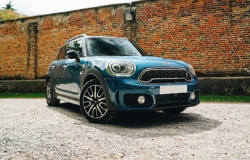 7 Things You Didn't Know About The MINI Countryman