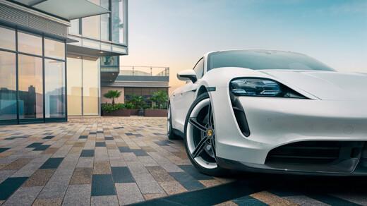 Porsche Taycan Exterior Design Quiz