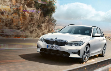The 330e Touring Joins The BMW Plug In Hybrid Family