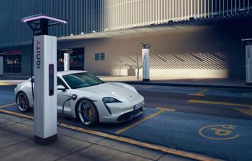 Porsche Taycan Charging Quiz