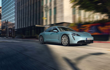 Porsche Taycan Electric Drive Quiz