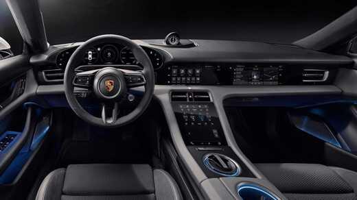Porsche Taycan Interior Quiz