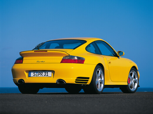The History Of The Porsche Turbo