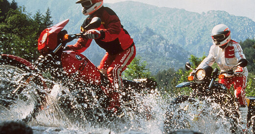 Find Out Why The BMW GS Is So Special.