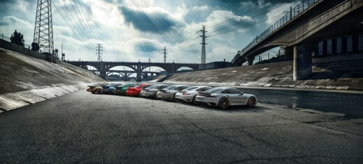 A Trip Down Memory Lane – Which 911 Is Your Favourite?