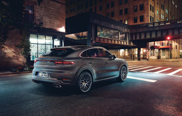 Isn't It Time You Experienced The Iconic Porsche Cayenne?