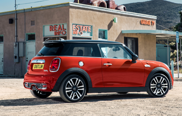 6 Reasons Why The MINI Hatch Makes The Perfect Small Car