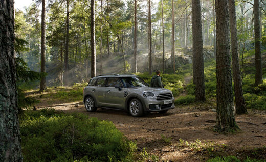 0% APR With The MINI Countryman - Get More MINI