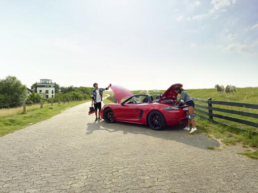 The Best Porsche For A UK Summer Road Trip