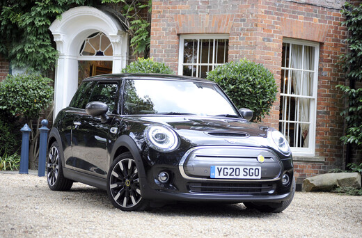 24-hour Test Drive In The New MINI Electric