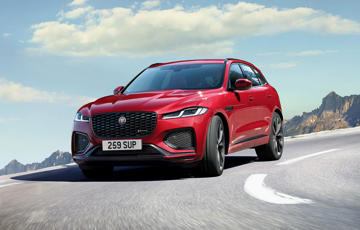 The All-new Jaguar F-PACE - Everything You Need To Know And More
