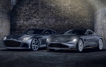 Step Into James Bond's Shoes - It's Time To Take The Wheel