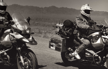 Why The 'Long Way' Series Will Always Be Synonymous With The BMW GS