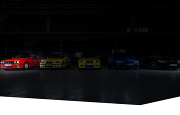 What Has Been Your Favourite BMW M3?