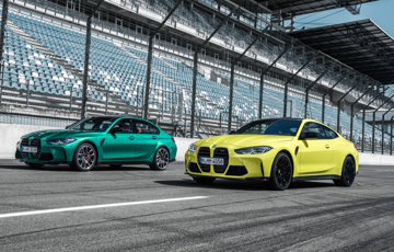 The New BMW M3, M3 Touring And M4 Join The M Power Line-up