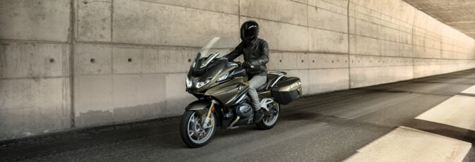 Key Features Of The New BMW R 1250 RT