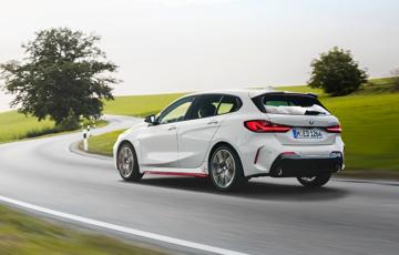 BMW ti Returns To The 1 Series Family