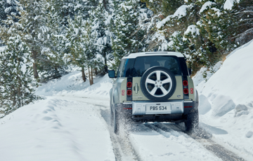 How To Drive Safe This Winter - Winter Driving Tips