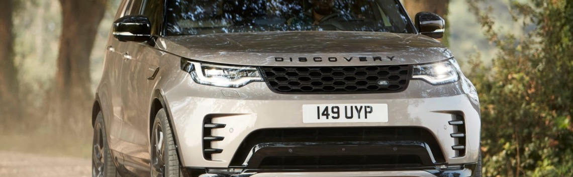 Did Someone Say All-New Land Rover Discovery?