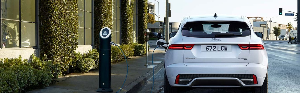 Get To Know The Jaguar Electric Range