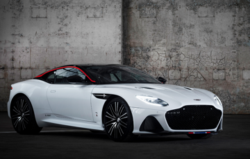 Introducing the DBS Superleggera Concorde Edition - By Aston Martin Bristol