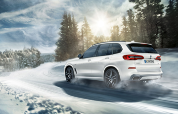 BMW Festive Offers - Don't Miss Out