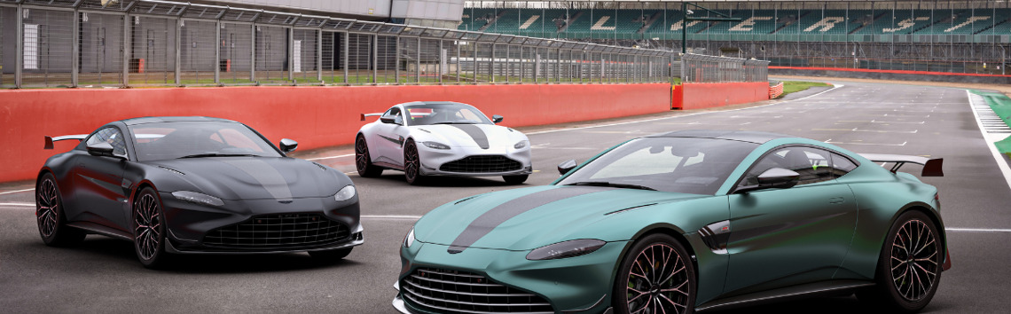 Aston Martin F1 Edition - Make the Racetrack your everyday