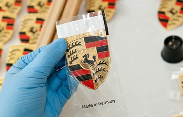 The Story Behind The Porsche Badge