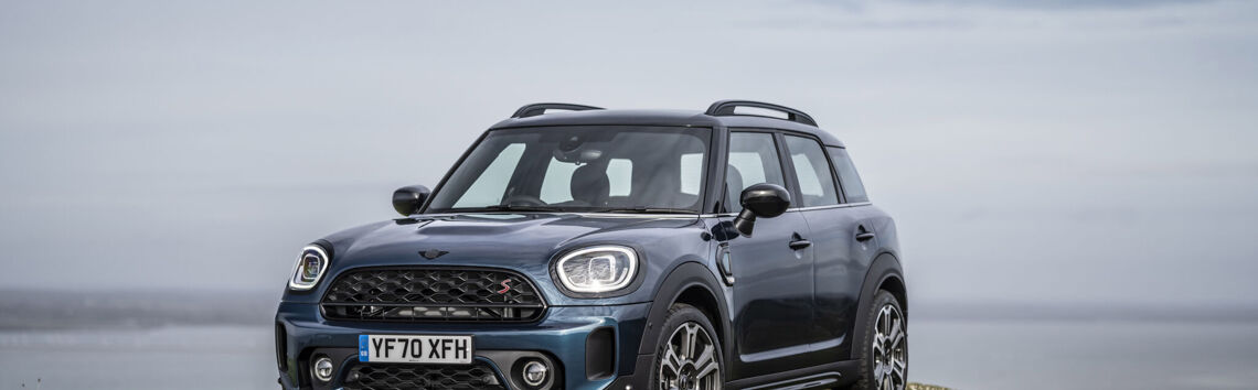 Meet The New MINI Special Edition - The Countryman Boardwalk