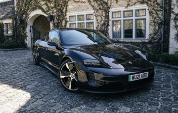 Porsche Install Three EV Chargers at Whatley Manor