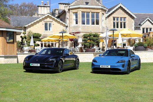 Homewood Bath Hotel Joins Porsche Charging Network