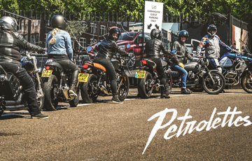 A Warm Welcome To The Petrolettes Bristol