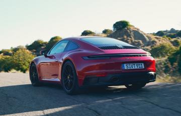 The New Porsche 911 Carrera GTS