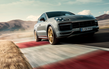 Introducing The New 2021 Cayenne Turbo GT