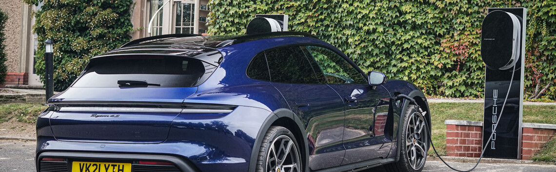 The Elms Hotel Join The Porsche Charging Network