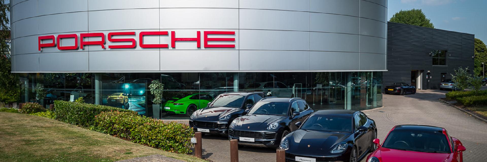 Porsche Centre Bristol