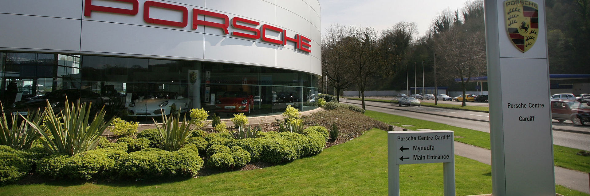 Porsche Centre Cardiff